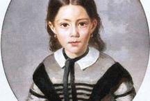 1840's children's clothing