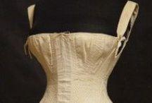 1830's underwear & stockings
