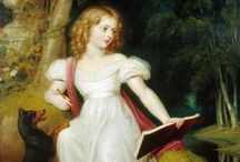 1830's children's clothing