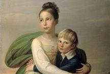 1810's children clothing
