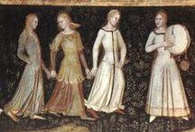 1360's fashion