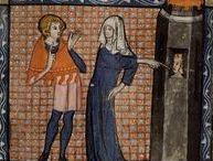 1350's fashion