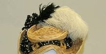 1900's headwear