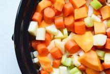 Simpele slow cooker recepten / Slow cooker en crock pot recepten die simpel te maken zijn.