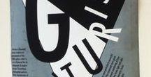 Graphic Design: FUTURISM / Retro Graphic Design: Futurism