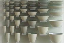 Mostly ceramics