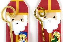 St. Nicholas Crafts / Patterns and instructions available
