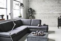 Living Room / << Fare l' interior design è progettare  su misura la casa del cliente proprio come un sarto cucisce su misura l' abito al cliente >>