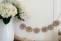 Rustical wedding theme