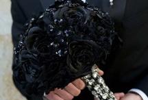 Wedding color ~ black
