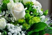 Wedding color ~ green