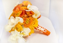 Wedding color ~ orange