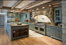 Dream Kitchen / I love to cook and I love to dream. These items are things I would love to have in the perfect, dream kitchen.