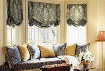 Fabric Applications / Look through our different fabric applications that can be custom fit for your home.