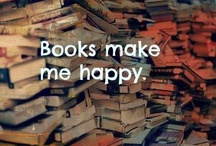 Books: My Addiction / I am a certified book addict. I need a twelve step program...NOT. You will never be able to take my books from me!