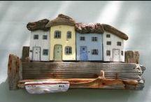 Oh !!! Les adorables petites maisons !