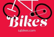 14Bikes Shop / Tienda de bicicletas de Madrid 14BIKES