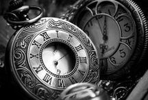 Fabulous Fashions - Timey Wimey Stuff / My love of clocks and time pieces