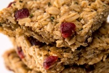 Raising the Bar for Energy Bars / These are allergy-free, sugar-free high-protein energy bars that contain nutritious seeds, life-enhancing super foods and the low-glycemic high enzyme sweetener coconut nectar.