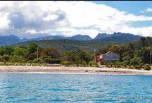 Mer : Maisons et Appartements à vendre / Les pieds dans le sable, vue sur la plage, côté mer ou côté océan, les appartements et les maisons avec un air de vacance toute l'année, en vente entre particuliers.