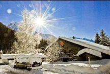Montagne : Maisons et Appartements à vendre / Pour le ski ou les randonnées d'été, soirée fondue et cheminée, 100 % oxygène ces appartements et ces maisons en vente entre particuliers.