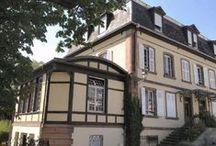Alsace : Biens à vendre entre particuliers / Tout le charme de l'Alsace, une architecture typique, des matériaux locaux, les maisons et les appartements, traditionnels ou contemporains, ou autres biens directement vendus par des particuliers.