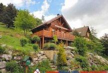 Rhône-Alpes : Biens à vendre entre particuliers / Tout le charme du Rhône et des Alpes, une architecture typique, des matériaux locaux, les maisons et les appartements, traditionnels ou contemporains, ou autres biens directement vendus par des particuliers.