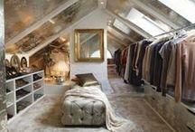 Dressing / garde robe / Closet / Carrie Bradshaw dream ;-)
