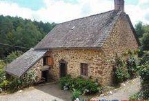 Limousin : Biens à vendre entre particuliers / Tout le charme du Limousin, une architecture typique, des matériaux locaux, les maisons et les appartements, traditionnels ou contemporains, ou autres biens directement vendus par des particuliers.