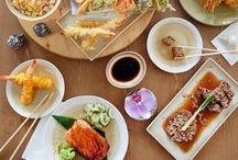 YaDa Sushi / Uzak Doğu lezzetlerini, Japon mutfağını ve özellikle de sushiyi seviyorsanız İstinye'de hizmet vermeye başlayan YaDa'yı mutlaka keşfetmelisiniz. YaDa'nın zengin menüsünde 40'ın aşkın değişik çeşitte sushi bulmak mümkün...