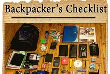 Backpacking/ hiking  / Backpacking tips and ideas