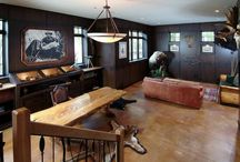 The man cave / Everything for a mans room