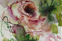 ART Flowers- Çiçekler / by N BnArt