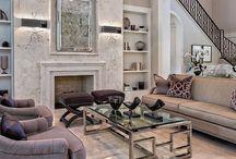 Living Room/Foyer. / Living Room Home Decor.  / by Jarenae Nicole