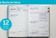 weekview Compact note 2015 / Die Fusion aus compact und Notizbuch. Das beste aus 2 Welten in einem Timer!
