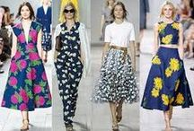 Best Spring 2015 Trends for the Office / Trends that translate into the corporate world.