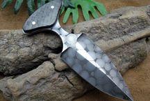 Metallurgy / Blades, black smithing