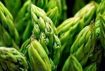 Asparagus / by Rivers Bakery