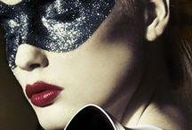 masks, headpieces