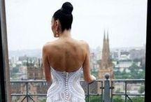 Свадебная и вечерняя мода