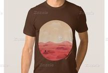 Men's Clothing / T-Shirts and fashion for men by Otter on Mars