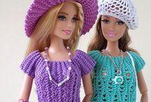 Декор-объект: одежда в миниатюре, куклы