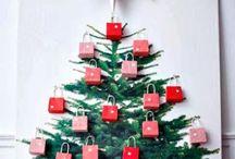 Праздничный декор елочки