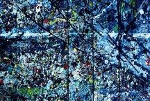Pollock / Jackson Pollock / by Flos Nox