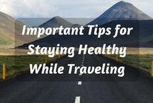 Traveling Info & Nature Pics