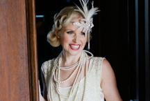Twenties Great Gatsby Make-up & Hair