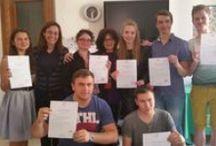 HSE Moscow / In questo album ci sono le foto scattate agli studenti dell'HSE di Mosca.