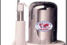 Φίλτρα Νερού Camelot / Σύστημα καθαρισμού νερού για σπίτι (Φίλτρα νερού), Φίλτρα ενεργού φαρμακευτικού άνθρακα, Φίλτρα ενεργού φαρμακευτικού άνθρακα και κεραμικό, Φίλτρα απόσταξης, Φίλτρα αντίστροφης όσμωσης, Φίλτρα με υπεριώδη ακτινοβολία, Κανάτες φίλτρα νερού.