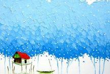 Paintings - Illustrations