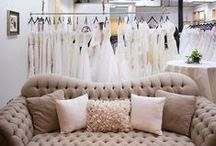 The Boutique / Giving you an inside peek and keeping you up to date on all things from Something White Bridal Boutique.